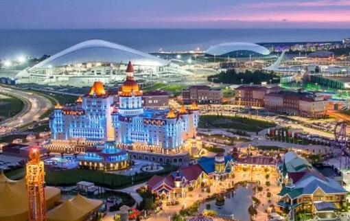 Rostelecom Sochi - to-my-account